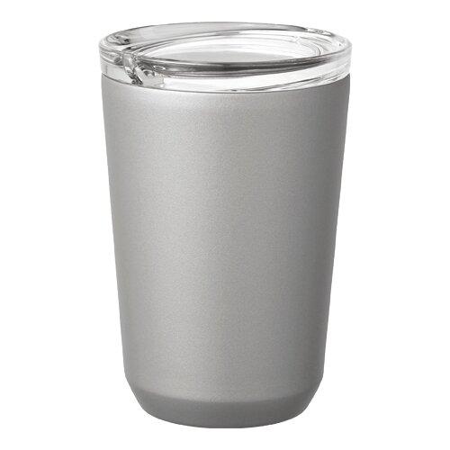 Термокружка KINTO TO GO TUMBLER 360ml silver