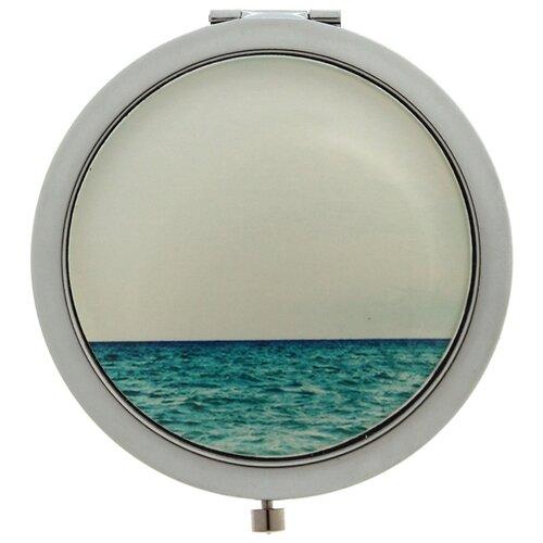Купить Карманное зеркальце TINA BOLOTINA Море
