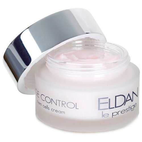 Фото - Eldan Cosmetics Le Prestige Age Control Stem Cells Cream Крем 24 часа клеточная терапия для лица, 50 мл eldan cosmetics le prestige aha smoothing cream крем ана 8% для лица 50 мл