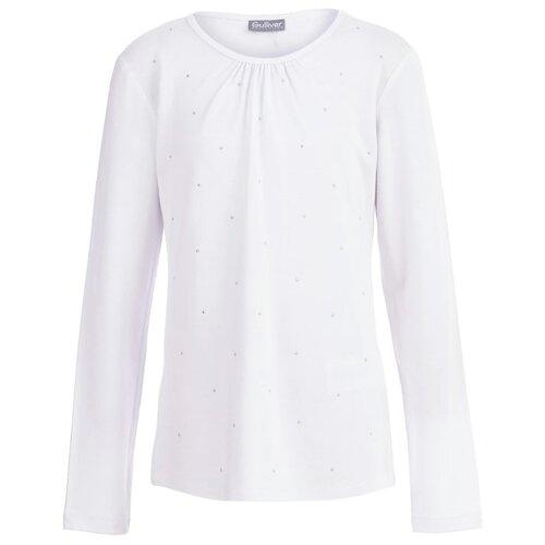 Блузка Gulliver размер 146, белый