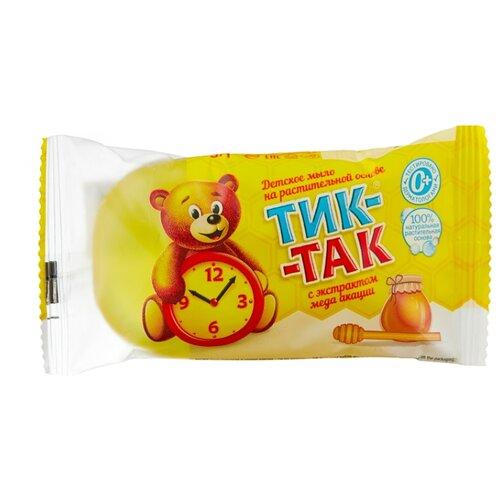 Купить СВОБОДА Тик-Так Мыло детское с экстрактом мёда акации 75 г, Средства для купания