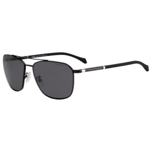 Солнцезащитные очки мужские HUGO BOSS BOSS 1103/F/S,BLACK фото