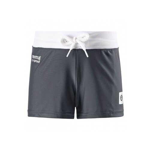 Купить Плавки Reima размер 128, серый, Белье и пляжная мода
