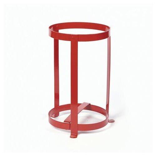 Подставка под огнетушитель универсальная, каркасная, для ОУ-2, ОУ-3, красная, ярпож, БП000000175