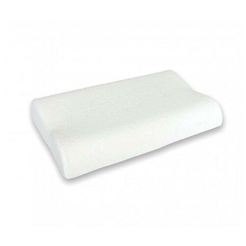 Подушка АльВиТек Орто-Эрго-3 (ОРТО-ЭРГО-3) 43 х 67 см белый