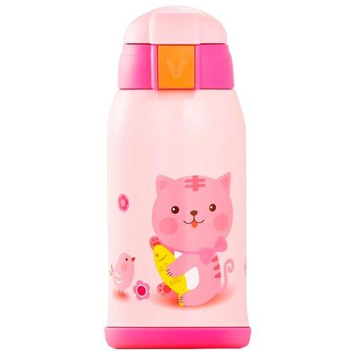Классический термос Xiaomi Viomi Children Vacuum Flask, 0.59 л розовый