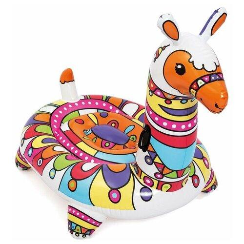 Игрушка Bestway Лама 151x193 см разноцветный