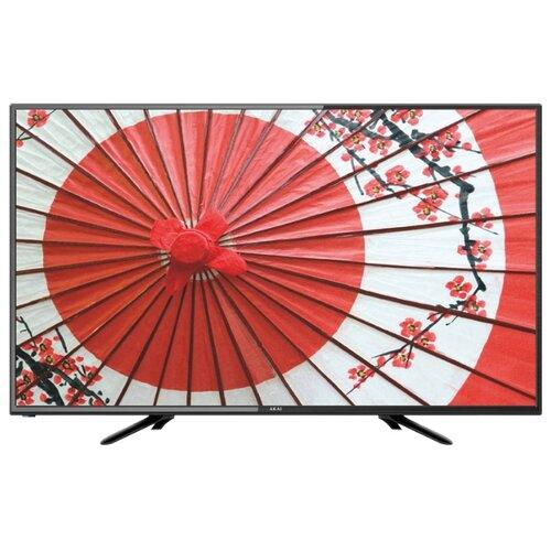 Фото - Телевизор AKAI LEA-39D102M 38.5 (2019) черный телевизор akai les 43v90м 43 2019 черный