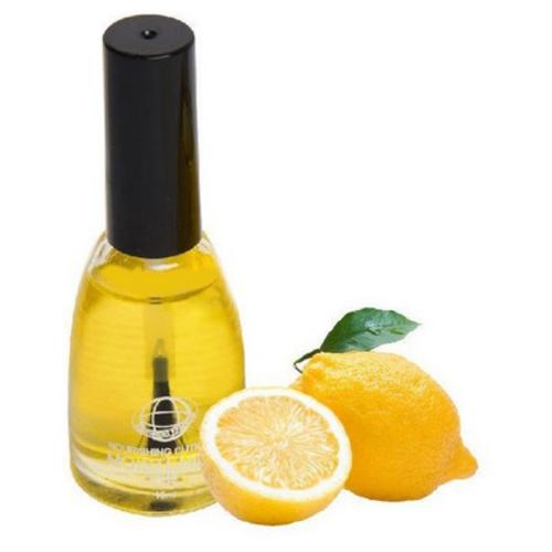 Купить Масло Континент красоты для кутикулы Лимон (с кисточкой), 15 мл