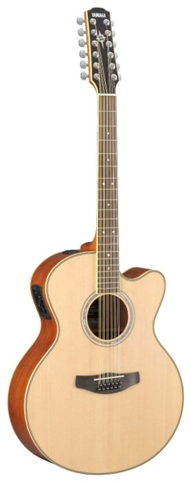 Электроакустическая гитара YAMAHA CPX700II-12 Natural