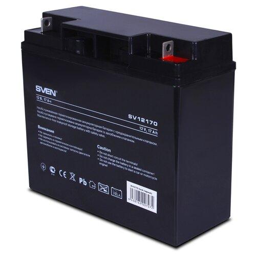 Аккумуляторная батарея SVEN SV12170 17 А·ч