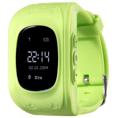 Детские умные часы Prolike PLSW50, зеленый