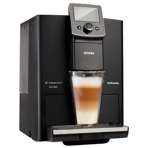 цена на Кофемашина Nivona CafeRomatica 820 черный