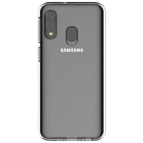 Чехол Araree GP-FPA405KDA для Samsung Galaxy A40 прозрачный чехол araree gp fpa405kda для samsung galaxy a40 прозрачный
