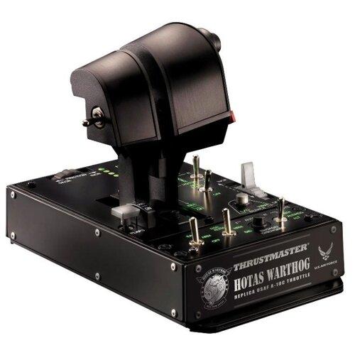 Комплектующие для руля Thrustmaster Hotas Warthog Dual Throttle черный комплектующие