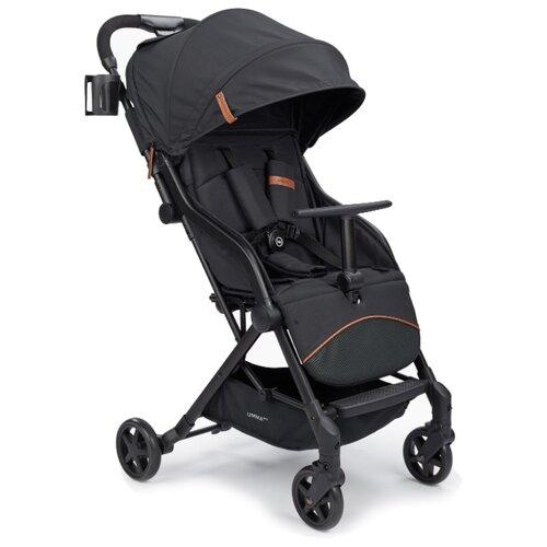 Фото - Прогулочная коляска Happy Baby Umma Pro black прогулочная коляска happy baby umma pro serenity