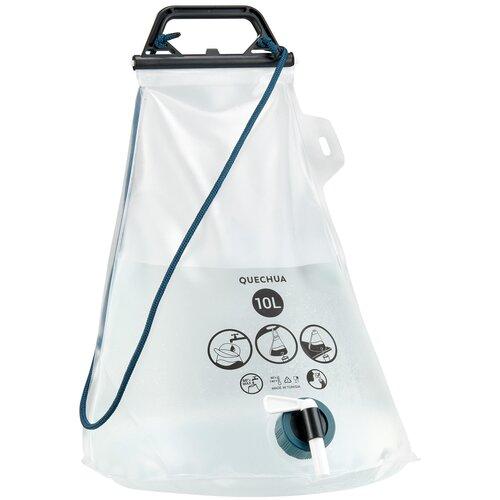 Канистра для воды для кемпинга 10 литров QUECHUA X Декатлон