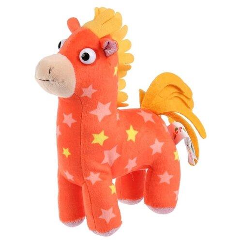 Купить Мягкая игрушка Мульти-Пульти Деревяшки Лошадка Иго-го 15 см, без чипа, Мягкие игрушки