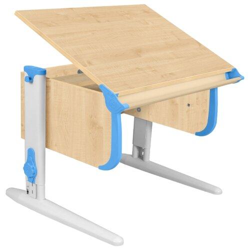 Купить Стол ДЭМИ СУТ-24 75x55 см клен/ниагара/белый, Парты и столы