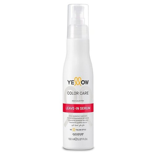 Купить Yellow Color Care Сыворотка для окрашенных волос несмываемая, 150 мл
