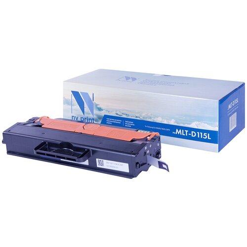 Фото - Картридж NV Print MLT-D115L для Samsung, совместимый nv print nv mlt d203u для samsung proxpress m4020nd m4070fr 15000k