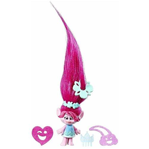 Фигурка Hasbro Trolls Поопи с супердлинными поднимающимися волосами C1301 недорого