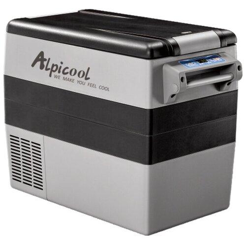 Автомобильный холодильник Alpicool CF55 серый