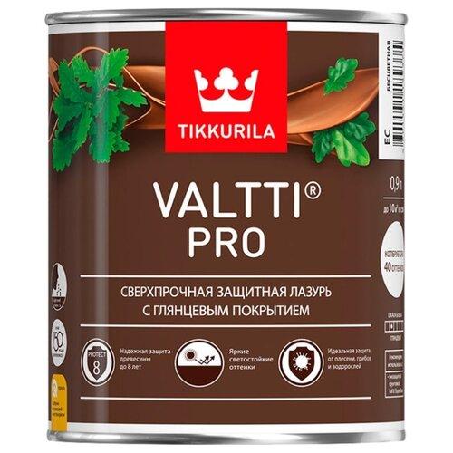 Водозащитная пропитка Tikkurila Valtti Pro палисандр 0.9 л