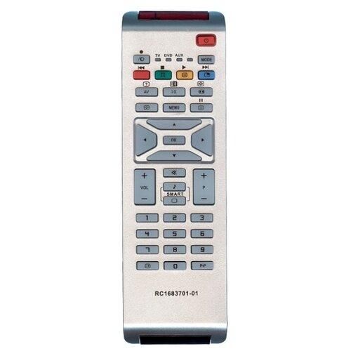 Пульт ДУ Huayu RC-1683701 для телевизоров Philips 32PFL5312 серый