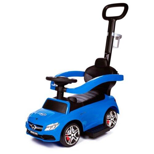 Купить Каталка-толокар Baby Care AMG C63 Coupe (639) синий, Каталки и качалки