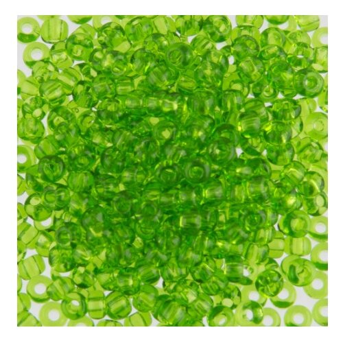 Купить Бисер круглый 2 10/0 Gamma , 50 грамм, цвет: B112 (50430), Фурнитура для украшений