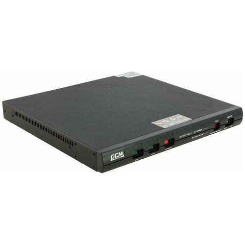 Интерактивный ИБП Powercom King Pro RM KIN-1000AP-RM черный