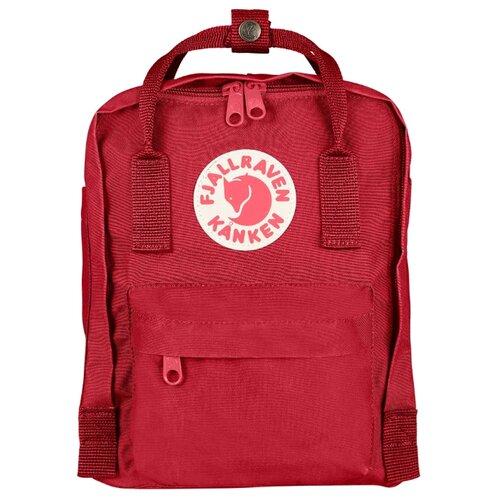 Рюкзак Fjallraven Kånken Mini 7 red (deep red) red padded design deep v neck bodysuit swimwears