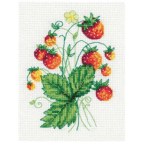 Купить Klart Набор для вышивания Земляника 14х 11 см (8-337), Наборы для вышивания