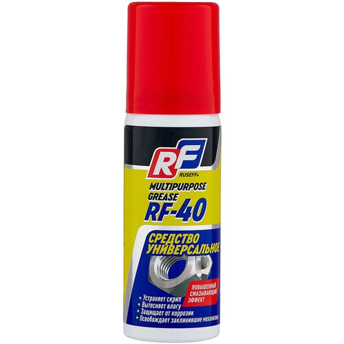 Автомобильная смазка RUSEFF RF-40 0.05 л