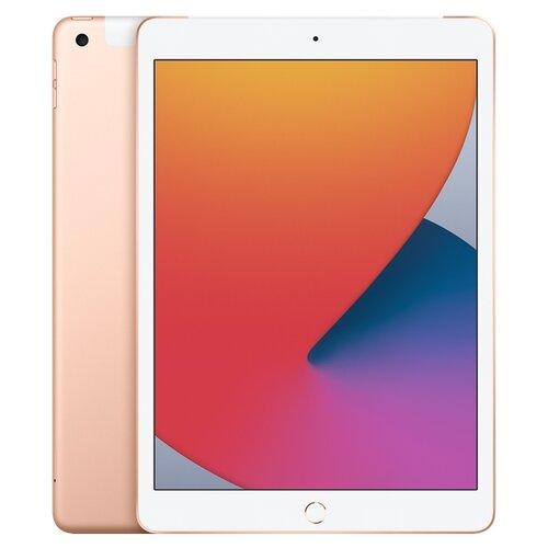 Купить Планшет Apple iPad (2020) 128Gb Wi-Fi + Cellular gold