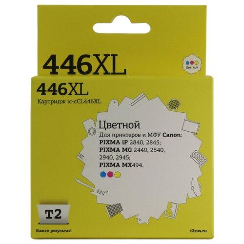 Фото - Картридж T2 IC-CCL446XL, совместимый free shipping stm32f407vgt6 stm32f407 stm32f407vg lqfp 100 memory clock ic 5pcs lot