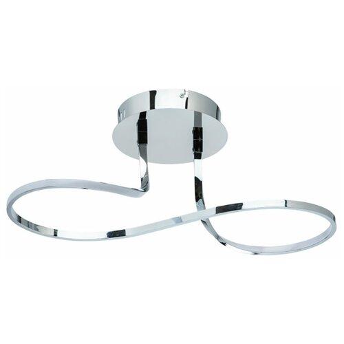 Фото - Светильник светодиодный De Markt Аурих 496017801, LED, 24 Вт светильник светодиодный de markt ривз 674015501 led 80 вт