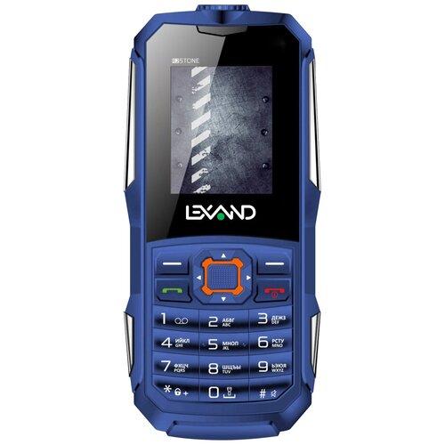 Фото - Телефон LEXAND R2 Stone, синий lexand lr75