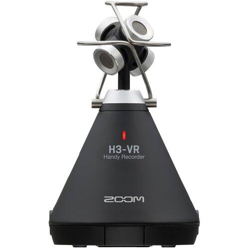 Портативный рекордер ZOOM H3-VR черный