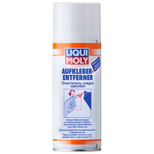 Очиститель кузова LIQUI MOLY очиститель следов наклеек Aufkleberentferner 2349, 0.4 л