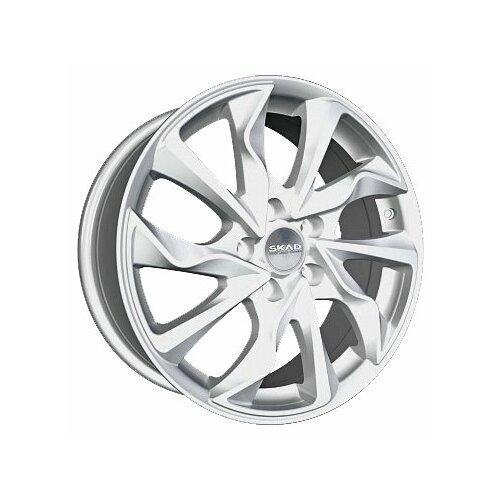 Фото - Колесный диск SKAD Марсель 7х17/5х112 D57.1 ET45, Селена колесный диск skad турин 6 5x16 5x114 3 d60 1 et45 алмаз