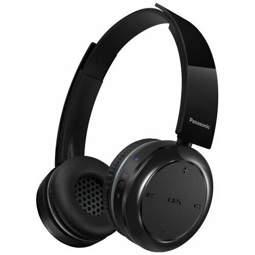 Фото - Беспроводные наушники Panasonic RP-BTD5, black наушники panasonic rp hde3mgc black