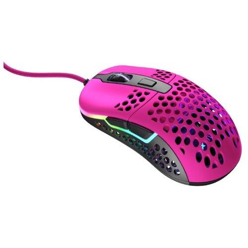 Игровая мышь Xtrfy M42 с RGB, Pink недорого