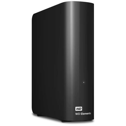 Фото - Внешний HDD Western Digital WD Elements Desktop 4 TB, черный внешний hdd western digital wd elements portable wdbu 2 tb черный