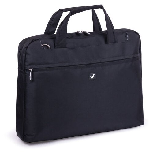 Фото - Сумка BRAUBERG Chance 13.3 черный brauberg сумка для обуви racing car 229171 черный