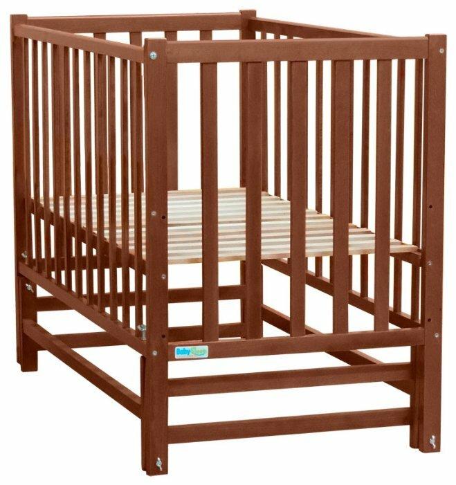 Кроватка Baby Sleep Sabina (маятник)