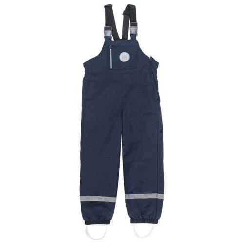 Купить Полукомбинезон Fun time SS20TK04 размер 110, синий, Полукомбинезоны и брюки