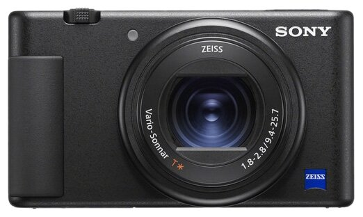 Фотоаппарат Sony ZV-1 черный фото 1