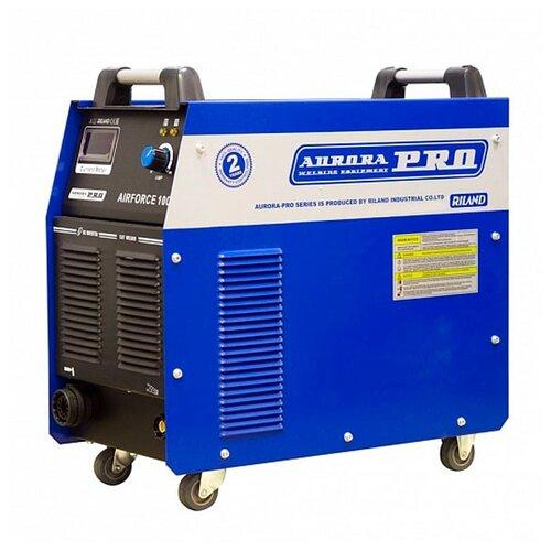 Фото - Инвертор для плазменной резки Aurora AIRFORCE 100 инвертор для плазменной резки русэлком cut 30 10499
